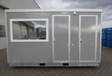 Kontorcontainer 1