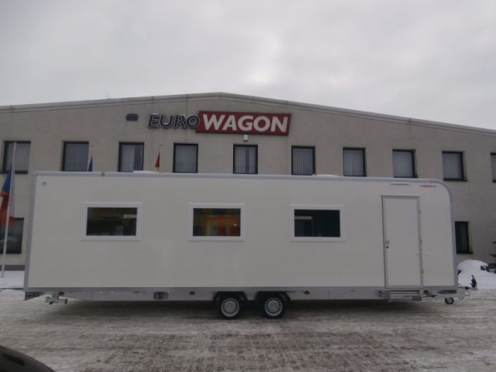 Mobile trailer 24 - café