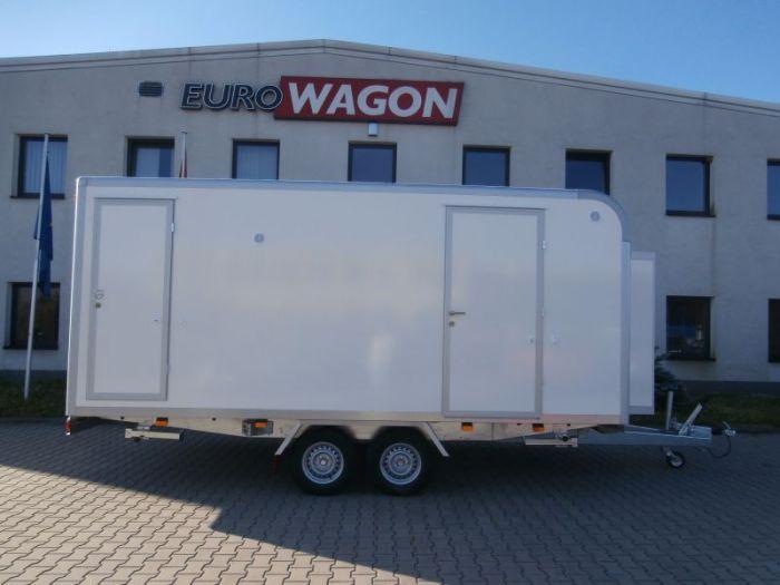 Mobile trailer 25 - workroom
