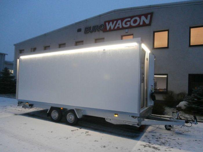 Mobile trailer 33 - office