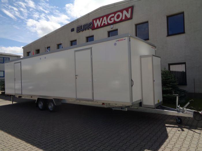 Mobile trailer 79 - bathrooms