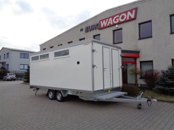 Mobile trailer 76 - office - server room