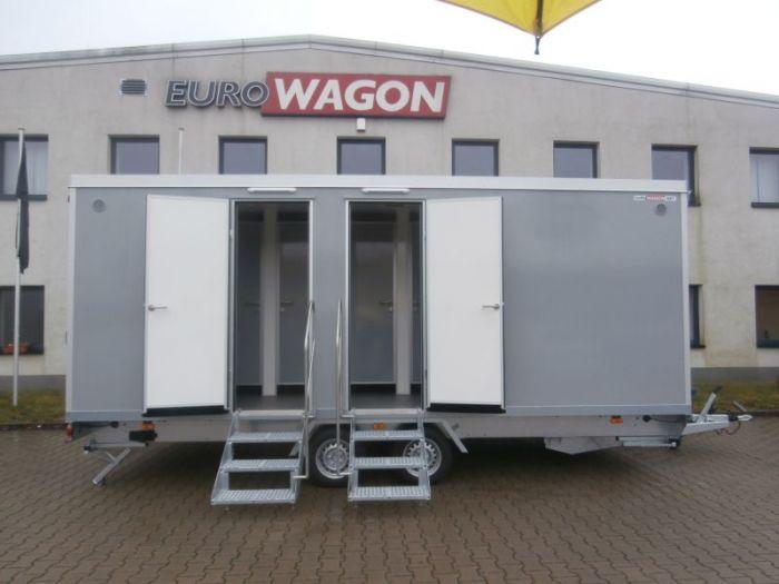 Mobile trailer 71 - toilets