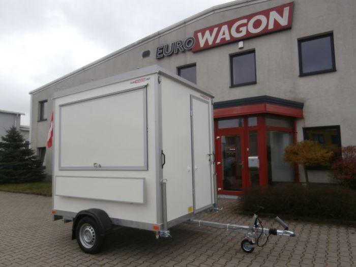 Mobile trailer 70 - sales