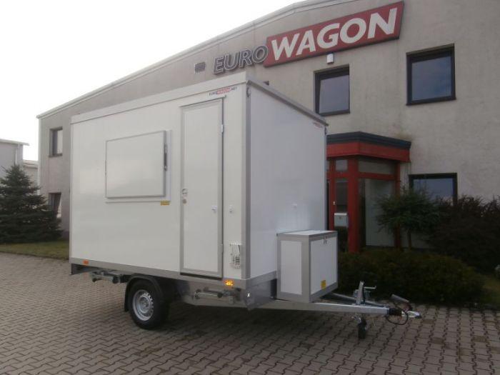 Mobile trailer 67 - office