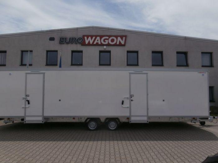 Mobile trailer 62 - toilets