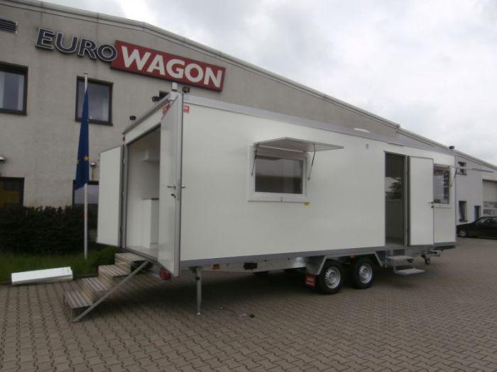 Mobile trailer 60 - office