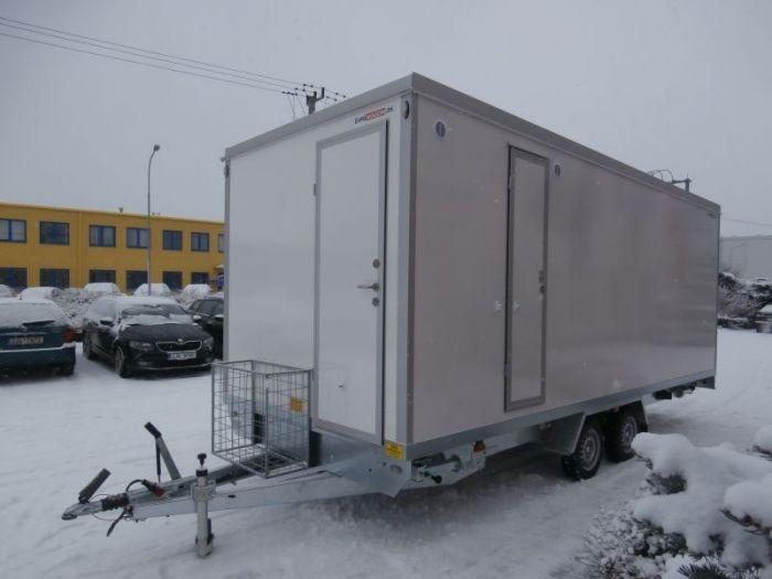 Mobile trailer 54 - office