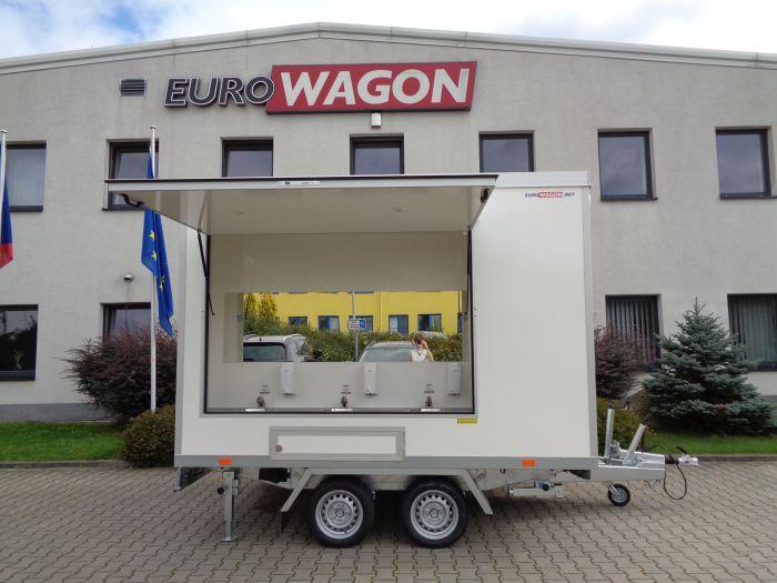 Mobile trailer 82 - washroom