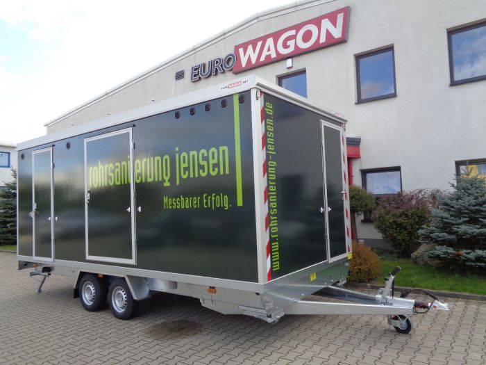Mobile trailer 83 - welfare