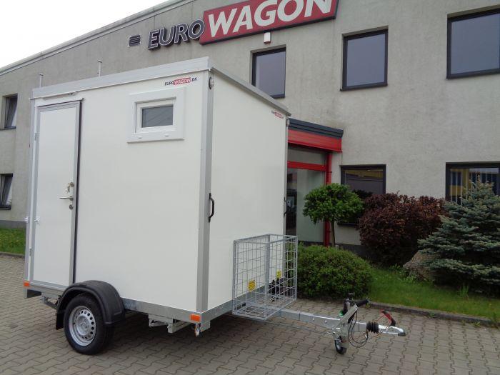 Mobile trailer 77 - bathroom