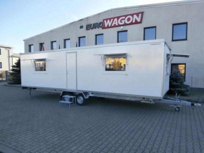 Mobile trailer 73 - office