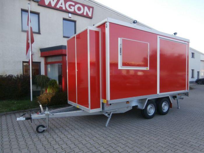 Mobile trailer 51 - office
