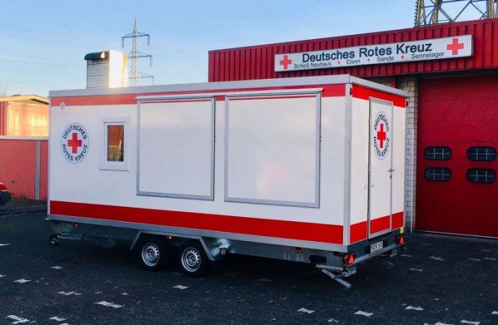Mobile trailer 47 - office