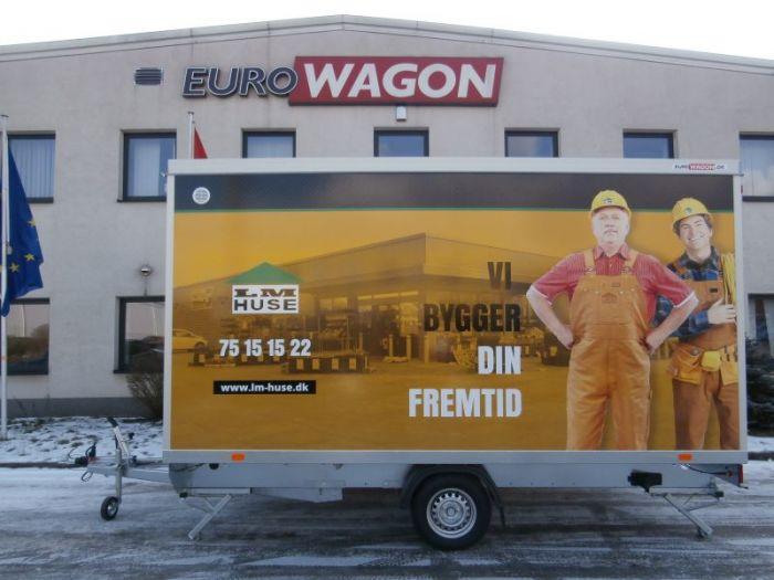 Mobile trailer 45 - office