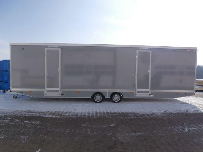 Mobile trailer 36 - toilets
