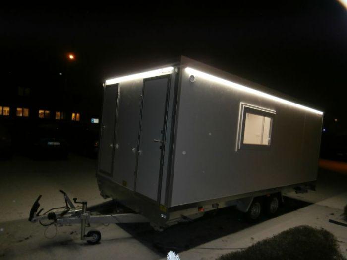 Mobile trailer 34 - sales