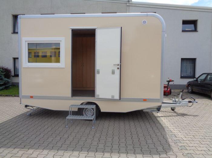 Mobile trailer 87 - accommodation